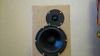 """getlinkyoutube.com-DIY loudspeaker """"OPTIMA"""""""