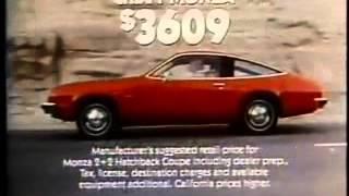 Chevrolet Monza 1978