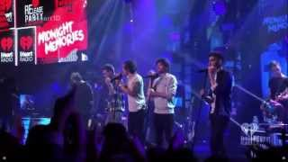 getlinkyoutube.com-One Direction  Last First Kiss iHeartRadio Album Release Party