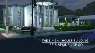 getlinkyoutube.com-The Sims 4 -House Building - Lee's Residence SQ