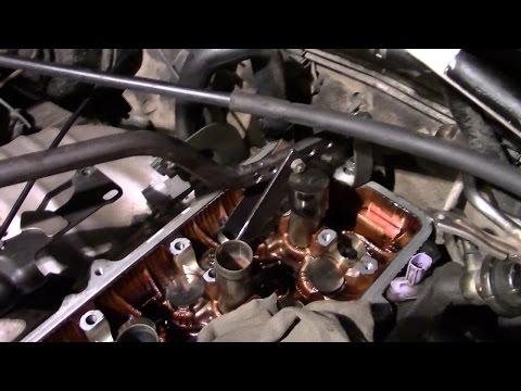Как заменить маслосъемные колпачки на двигателе 1G-FE BEAMS