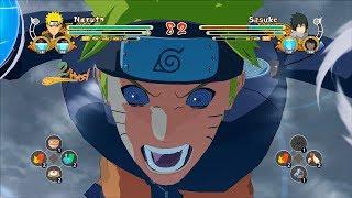 getlinkyoutube.com-Naruto Ultimate Ninja Storm 3 Full Burst MODS - Naruto Ultimate Ninja Storm 3 Full Burst Rinnegan Naruto vs Rinnegan Sasuke Mod Gameplay PC