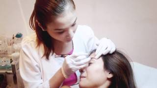getlinkyoutube.com-S3 Eyebrow Stranding - Jennylyn Mercado