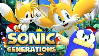 getlinkyoutube.com-I CAN FLY! | Sonic Generations w/ Mods #13