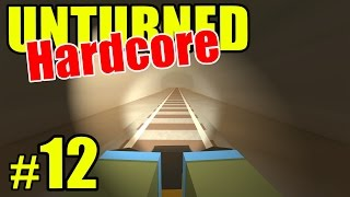 "getlinkyoutube.com-Unturned HARD Mode - E12 ""Riding the Subway Deadzone!!"" (Overgrown 3+ Map)"