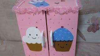 getlinkyoutube.com-segunda parte del organizador cupcake