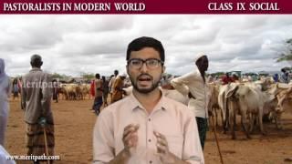 getlinkyoutube.com-Class 9 IX Social Introduction-Pastoralists in the Modern World
