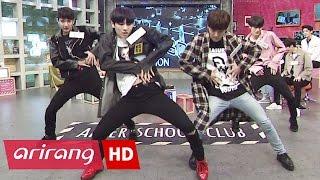 getlinkyoutube.com-After School Club _ Sunbaes' dance cover time with PENTAGON (선배들 춤 따라잡기 with 펜타곤)