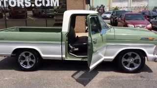 getlinkyoutube.com-1969 Ford F100