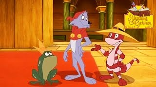 getlinkyoutube.com-Le Roi Grenouille - Simsala Grimm HD   Dessin animé des contes de Grimm