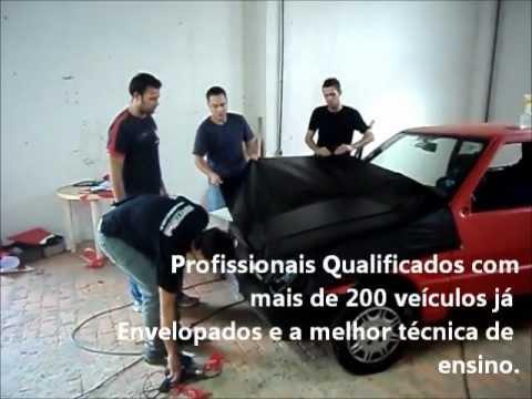 Dicas de como adesivar um carro preto fosco -  envelopando carros