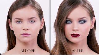 Party Vixen Make-up Tutorial - Black Diamonds Smoky Eye - Charlotte Tilbury