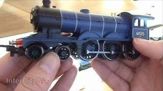 getlinkyoutube.com-Opening 'The Anglian' train set from Hornby