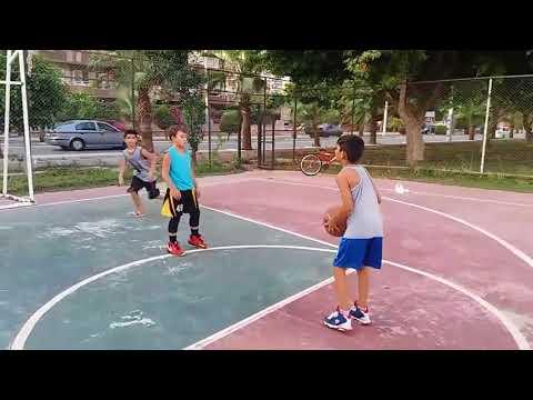 Arkadaşlarla Basketbol Maçı Yaptık. 31 AGUSTOS 2017