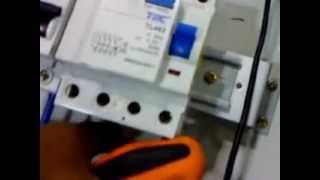 getlinkyoutube.com-Three Phase DB Installation