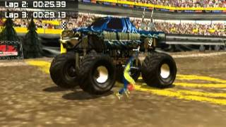 getlinkyoutube.com-Monster 4x4: Masters of Metal (PS2 Gameplay)