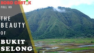 Bukit Selong Sembalun Lombok Full HD Video