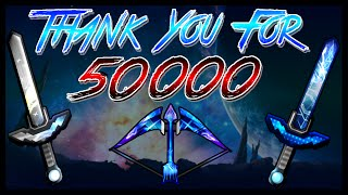 →★ Thank You For 50,000/Pack Release! ★←