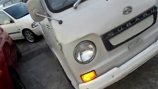 getlinkyoutube.com-スバルサンバー K55  エンジンスタートの様子と電気廻り