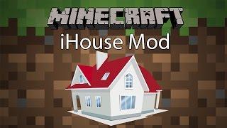 getlinkyoutube.com-Minecraft Mod รีวิว - Mod บ้านพกพา | iHouse Mod