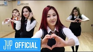 "getlinkyoutube.com-TWICE(트와이스) ""OOH-AHH하게(Like OOH-AHH)"" School Uniform Moving Ver."