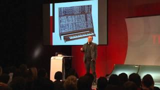 TEDxVienna - Martin Kaltenbrunner - Tangible Music