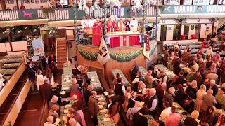 Wiesn-Gottesdienst 2017 - Bayernhymne (Video: Nina Eichinger)