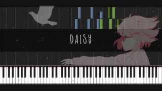 #Stereo Dive Fundation. [Piano/Synthesia] Daisy. || Kyoukai no Kanata [improved]