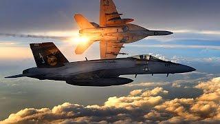 getlinkyoutube.com-【衝撃映像】イスラム国(ISIS)への空爆(6)Bombing attack to ISIS.