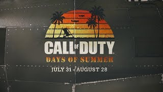 Call of Duty: WWII - Days of Summer Trailer