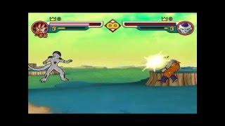 getlinkyoutube.com-DBZ Budokai 2 GC Dolphin SVN r4804 Gameplay Freeza