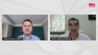 Smartmole's Kurucusu Ömer Yuluğ, Dünya Talks'ta