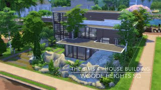 getlinkyoutube.com-The Sims 4 - House Building - Woode Heights SQ