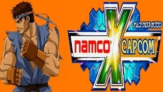 getlinkyoutube.com-Namco X Capcom |  OpenBOR DEMO VERSION | Ryu