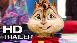 getlinkyoutube.com-ALVIN UND DIE CHIPMUNKS 4: Road Chip Exklusiv Trailer German Deutsch (2016)