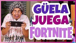 Daniel El Travieso - Güela Juega Fornite. width=