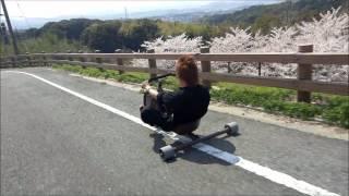 getlinkyoutube.com-ドリフト 三輪車 一人ずつ撮ってみた!