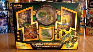 getlinkyoutube.com-Pokemon Mega Rayquaza Collection Opening