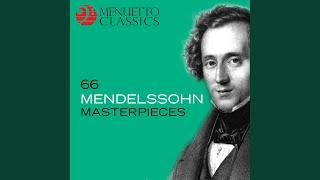 String Symphony No. 5 in B-Flat Major, MWV N 5: I. Allegro vivace