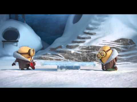 Trailer - Minions - O Filme 2015 Portugues BR