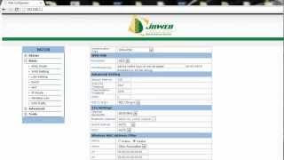 getlinkyoutube.com-Réglages WIFI pour modem Djaweb