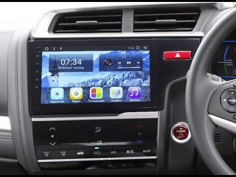 Штатная магнитола Honda Fit/Jazz (2013+) Android (правый руль) HF-1307