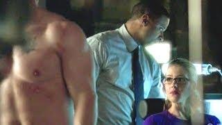 getlinkyoutube.com-(Oliver/Felicity) Olicity - Superman