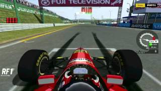 getlinkyoutube.com-Rfactor F1 1994 in Suzuka Circuit