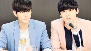 Press Con NU'EST Fan Meeting in Thailand 2015