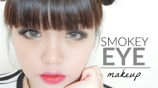 getlinkyoutube.com-Smokey Eye Makeup