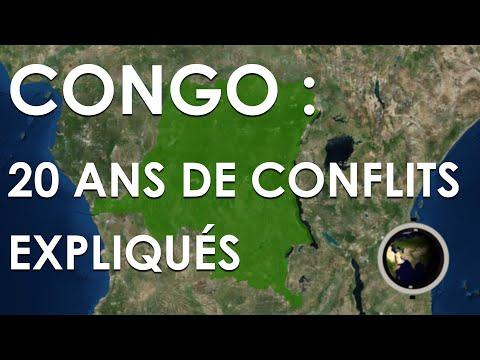 Enjeu : République démocratique du Congo