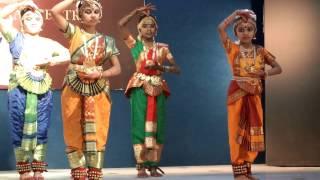 Bharathanatyam - Madhura madhura venu geetham