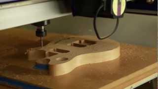 getlinkyoutube.com-DVD Volume 2: CNC Guitar Machining