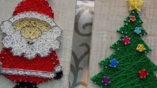 getlinkyoutube.com-Интересные новогодние украшения ФОТО